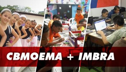 CBMoema + Imbra