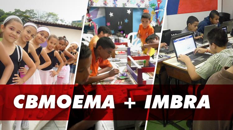 CBMoema + instituto Muda Brasil