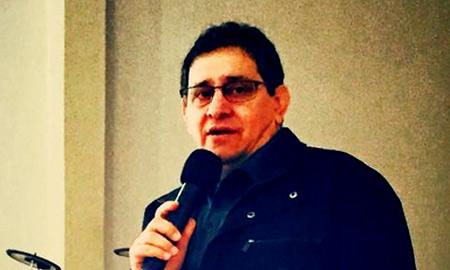 Giovaldo Freitas - Presbítero Comunidade Batista em Moema