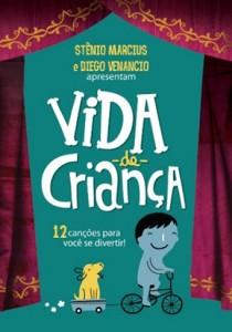 DVD Vida de criança