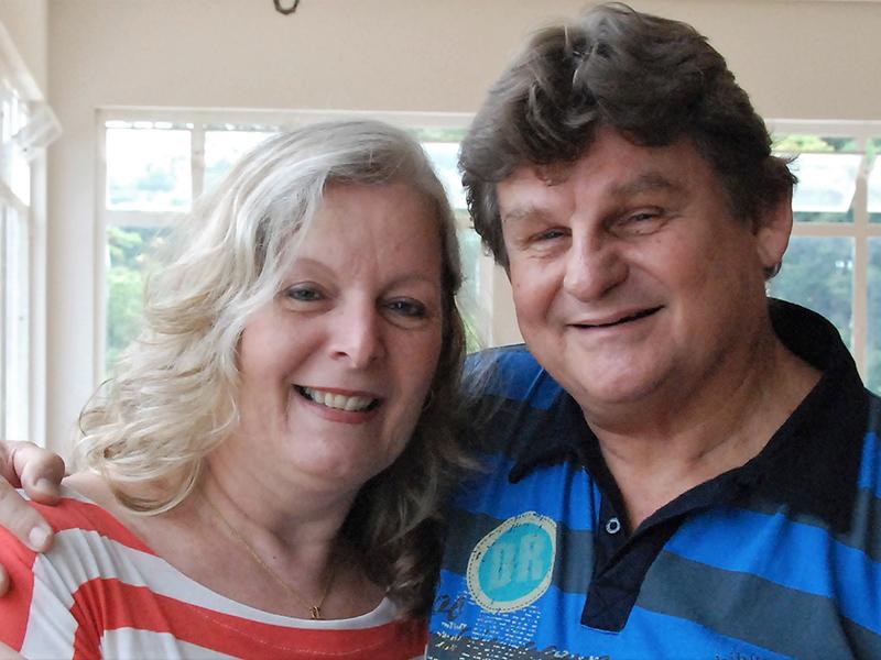 Kees e Eliane Duvekot