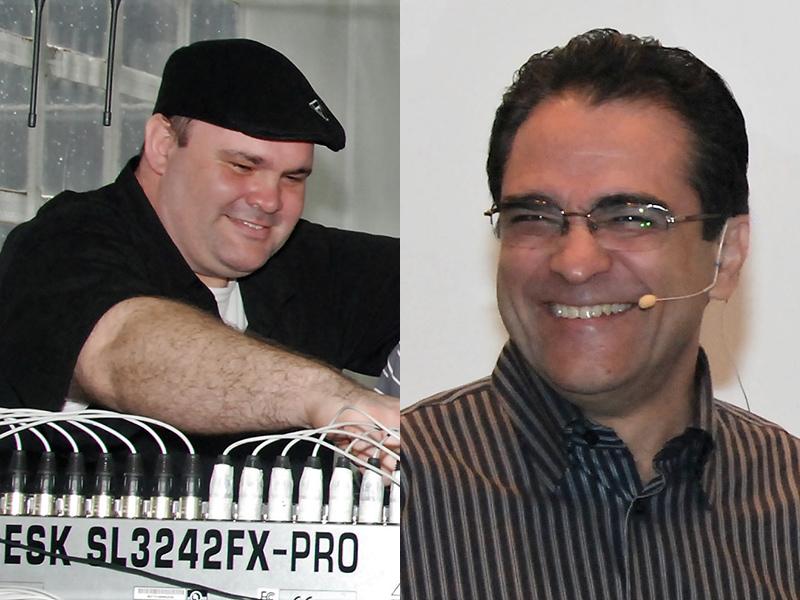 Glauco Neves e Jacinto Mendes
